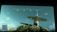 BF3 Dropship IFV First-Person View