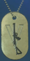 BFV Patchett Master Dog Tag