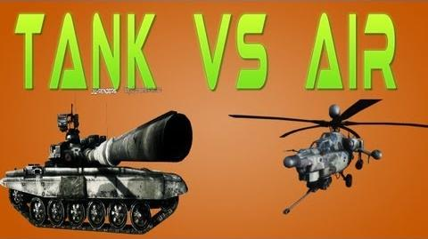Battlefield 3 Tank vs Air Montage-0