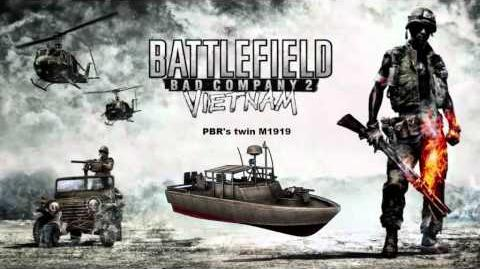 Battlefield Bad Company 2 Vietnam - PBR Twin M1919