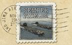 Leatherneck Stamp