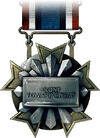 M18 Claymore Medal