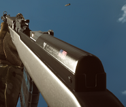 SKS Shooting BF4