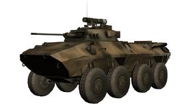 BFP4F BTR-90 RENDER