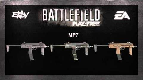 Battlefield Play4Free - Sub MachineGun Sounds