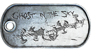 Gunship Dog Tag