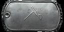BF4 M224 Mortar Master Dog Tag