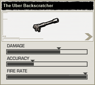 BFH The Uber Backscratcher Stats
