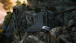 BFV Suspension Bridge