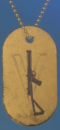 BFV Patchett Sharpshooter Dog Tag