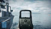 M27 IAR holosight BF3