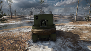 BF1 Assault Truck Rear