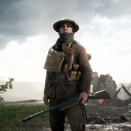 Battlefield 1 British Empire Assault