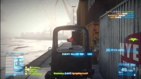 Battlefield 3 LSAT Wiki Video