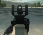 HCAR Iron Sights