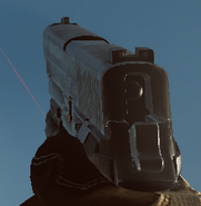 P226 1st Person Tri Beam Laser BF4