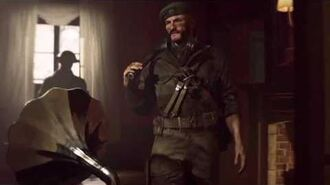 Seamus Byrne Intro Cutscene - Battlefield V