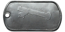 BF4 FGM-148 Javelin Master Dog Tag
