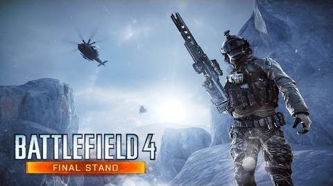 Battlefield 4 Final Stand - Tráiler oficial de juego