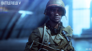 Battlefield V Promotional United Kingdom Assault