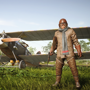Battlefield 1 German Empire Pilot