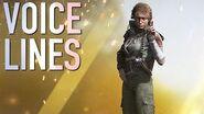 Battlefield 5 - Leaked Elite Voice Lines - Hanna DeLacroix (Unannounced Elite Set)
