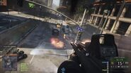 Battlefield Hardline MG36 First-Person