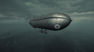BF1 C-Class Airship Front