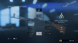 BF5 Weapon Upgrades