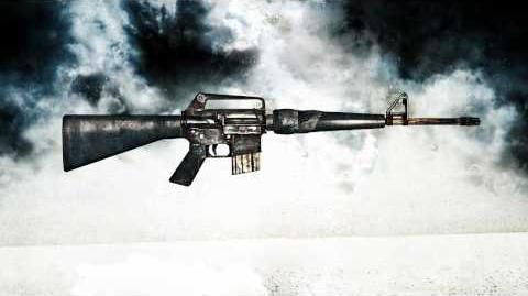 Battlefield Bad Company 2 Vietnam - M16A1 Sound
