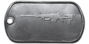 M200 dogtag