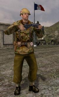 1942 FFF Medic