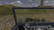BF1942.Kubelwagen driver seat