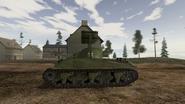 BF1942 Sherman Calliope Left