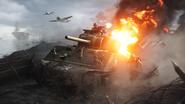 BF5 M4 Sherman Promotional