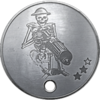 Battlefield 1 Defend the Frontlines Dog Tag