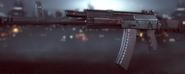 BF4 AK12 model