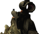 BFBC2 VSS 4X Rifle Scope