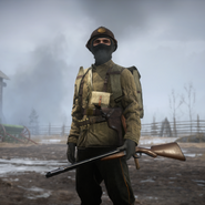 Battlefield 1 Russian Empire Assault
