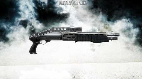 Battlefield Bad Company 2 - SPAS-12 Combat Sound
