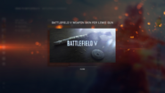 Road to Battlefield V Lewis Gun