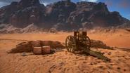Sinai Desert Mazar Station 10