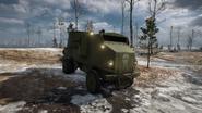 BF1 Assault Truck Front