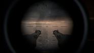 BF1 Fortress Gun First Person