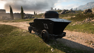 BF1 Romfell Armored Car Back