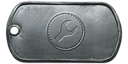 BF4 Best Engineer Dog Tag