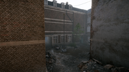 Amiens Frontlines Back Alley