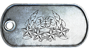 BF3 Co-Op SS50 Dog Tag