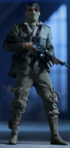 BFV Firestorm Ranger Set