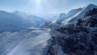 Nordlys - Solveig reist durch die Berge